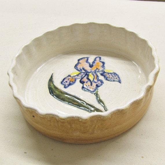 Ceramic Stoneware Baking : Stoneware casserole baking dish ceramic pottery serving