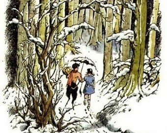 Mr. Tumnus (The Faun): A Narnia Woodsy Masculine Ritual Fragrance Oil
