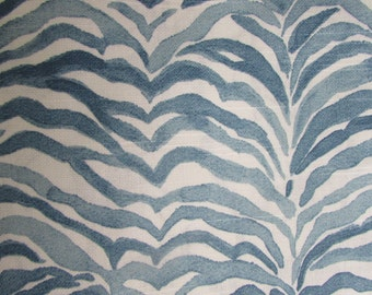 SERENGETI SEASIDE designer, drapery/bedding/upholstery fabric fabric