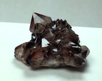 Canadian Natural Smoky Quartz Specimen