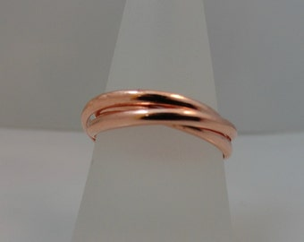 Copper Rolling Ring