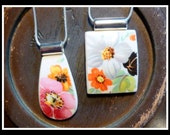 Custom Order HEIRLOOM CHINA PLATE Jewelry - Reserved for Kris