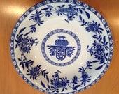 Delph Globe Pottery Cobridge England Bowl