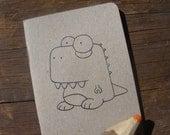 T. rex Notebook - Dinky Dinosaurs