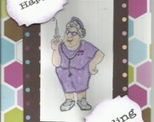 Happy Healing Get well card