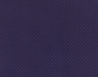 A la Carte - Pindot in Navy by American Jane for Moda Fabrics