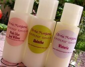 3 LEAVE In Hair Conditioner YOU CHOOSE the Scent. Avocado, Castor Oil, Glycerin, Wheat Protein. More than 250 Fragrances. Olivia Morgana.