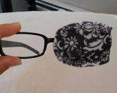 Adult Slim Line Eye Patch - Reversible - 56 Patterns to choose from