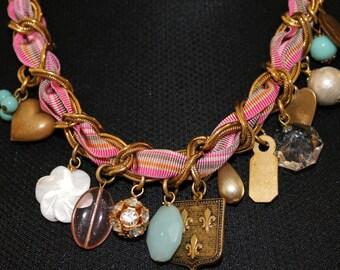 John Wind Charm Necklace