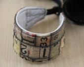 Wrist Camera Strap for DSLR - Quick Release - Choose Custom Fabrics - Made to Order
