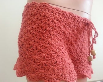 Super sexy , summer cotton crochet ladys  shorts