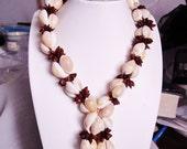 Vintage Shells Necklace