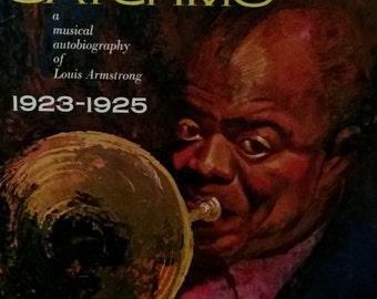 Satchmo: Autobiography 1923-1925 LP Record