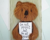 Valentine card, Valentine's day card, handmade funny card.