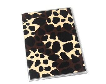 Passport Cover Giraffe