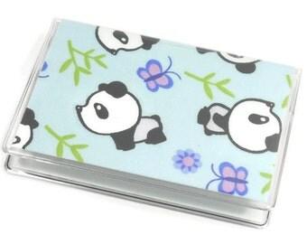 SALE Card Case Mini Wallet Pandas