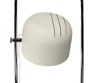 Joe Colombo Style Floor Lamp - Vintage Mid Century Modern - 1970's Mod Lighting - Italian