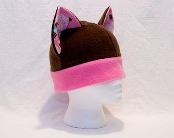 Cupcake Cat Hat
