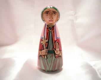 Saint Christina of Tyre - Catholic Icon Doll - made to order