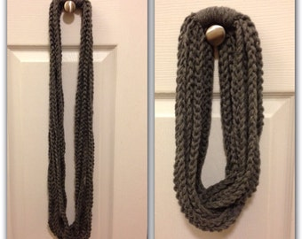 Summer Chained Scarf-MANY COLORS- Made to Order