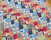 "Nautical Quilt - ""Just Beachy!"""