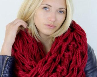 The New Providence Fringe Scarf - Custom Color