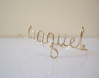 Name Bracelet. Personalized jewelry. personalise bracelet.