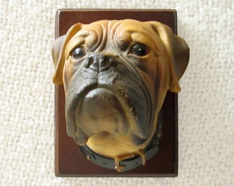 Dog Wall Plaque