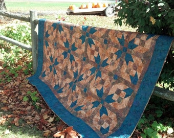 Star Passion Quilt Pattern