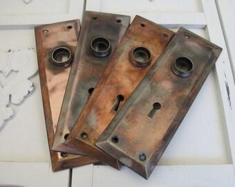 Vintage Door Hardware - Door Locks, Hinges, Door Plates
