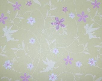 Fairy Scrapbook Paper (Disney Licensed)