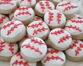 5 Dozen Baseball Cookie Nibbles
