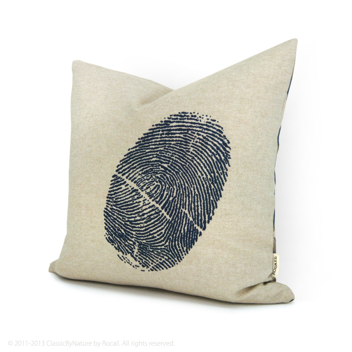 Etsy Navy Throw Pillow : Urban decorative pillow case Navy blue grey beige by RocailStudio