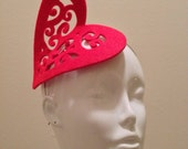 Heart Headpiece -Anthea