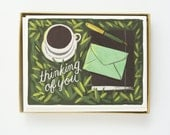 Thinking of You Card 10pcs