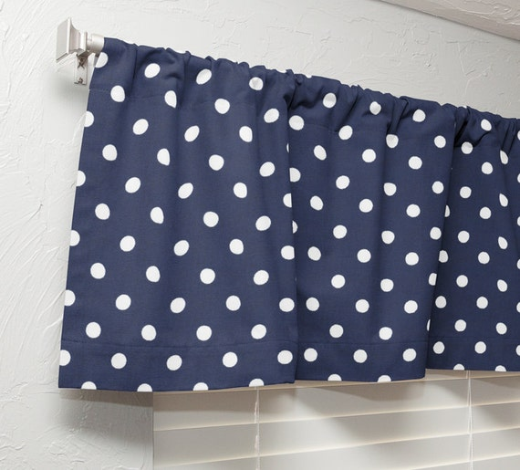 Fabric Shower Curtains 84 Inches Long Navy Polka Dot Fabric by the