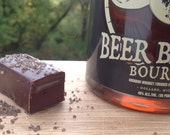 Salted Caramel Bourbon Bar Vegan
