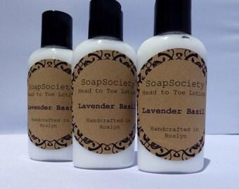 Lavender Basil ------ Fresh Lotion