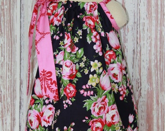 She's a Beauty Pillowcase dress