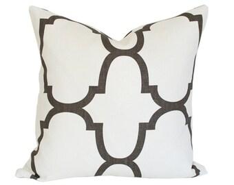 Riad Clove Pillow Cover - (Single-Sided) 14x14