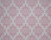Pink Damask Print: Lucky Stars Paper (100 strips)