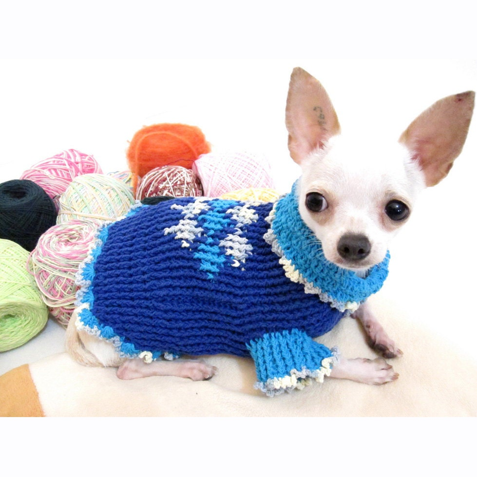Unique dog pajamas teacup chihuahua puppies clothes pet by - Dog clothes for chihuahuas ...