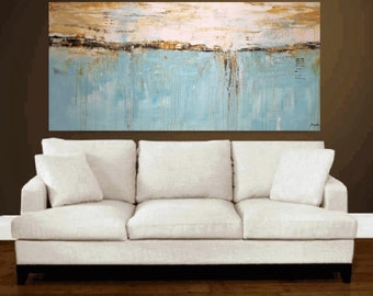 Art Painting ,   large abstract painting , abstract Art  , Acrylic painting ,Wall Decor  from   Jolina Anthony