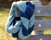 Endless Entwine Scarf - Crochet Pattern - Permission to sell finished items