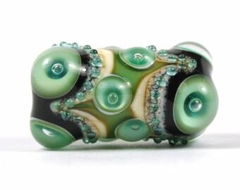Lampwork Focal Glass Bead
