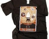 "Robo Tarot: Major Arcana ""The Chariot"" unisex shirt"