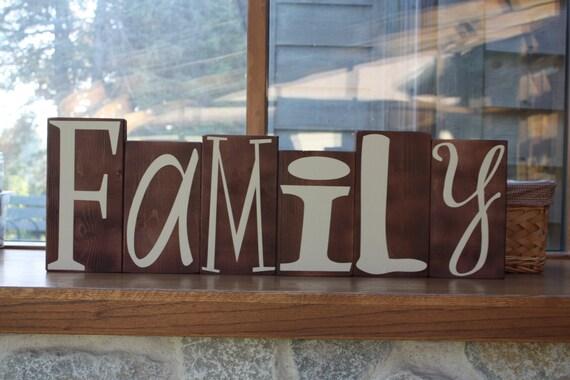 Family Blocks - Reserved for Sara