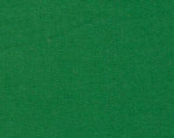 Kelly Green Twill Fabric Finders 60W 100% cotton