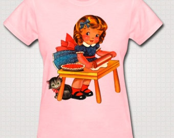 Kitchen Girl T-Shirt
