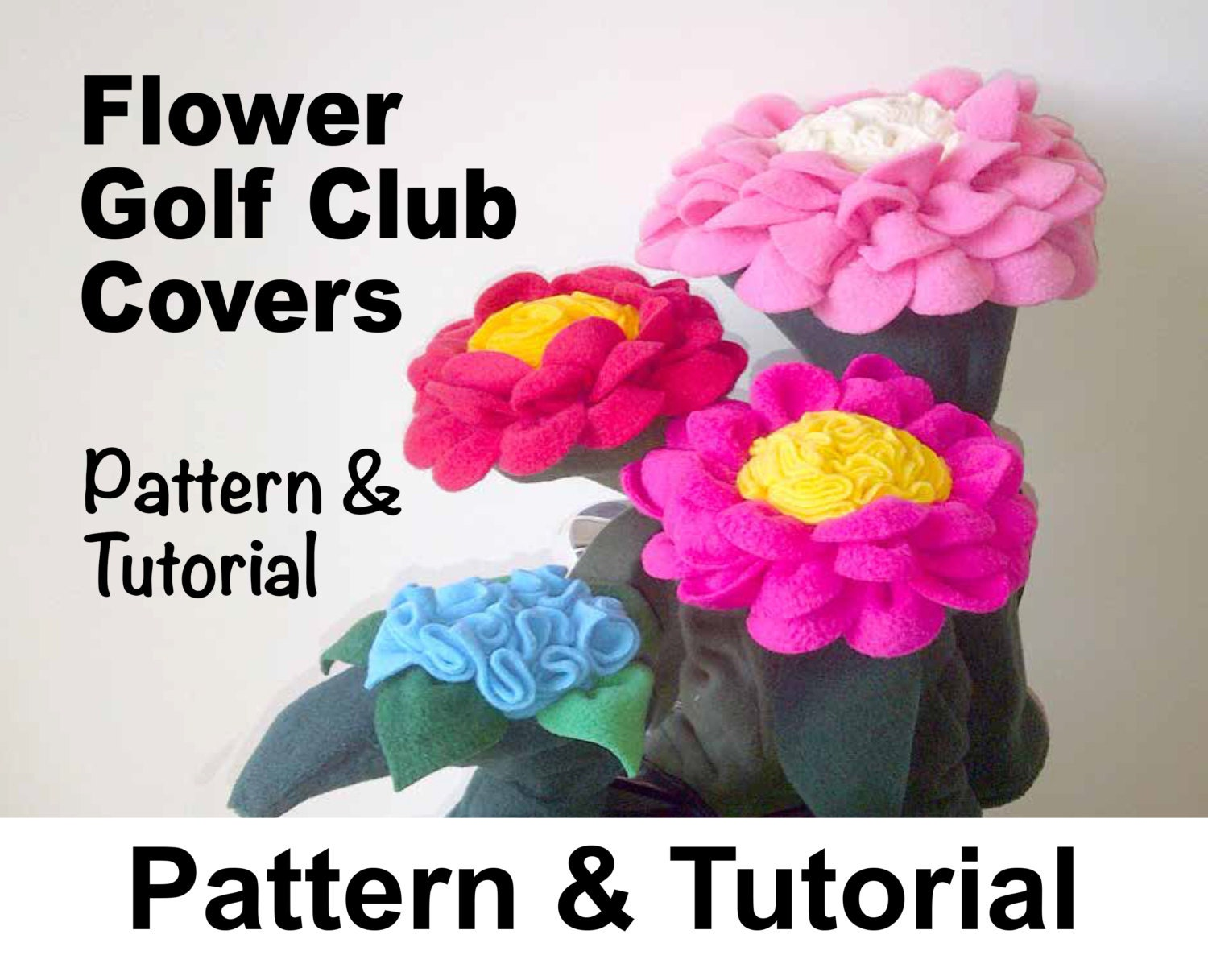 Fun Golf Club Covers For Kids
